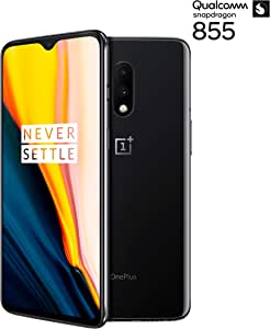 OnePlus 7 GM1900 256GB, 6.41 inches, Dual SIM, 8GB, Dual Main Camera 48MP+5MP, GSM Unlocked International Model, No Warranty (Mirror Gray)