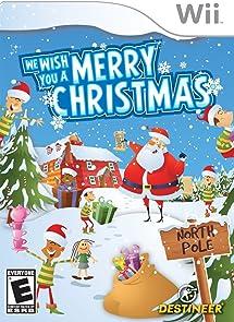 Amazon.com: We Wish You A Merry Christmas - Nintendo Wii: Video Games