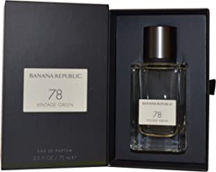 78 Vintage Green by Banana Republic Eau De Parfum 2.5 oz 75 ml Icon Collection