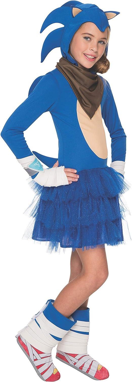 Rubie´s oficial Sonic Boom niña, niño disfraz – pequeño: Amazon.es ...