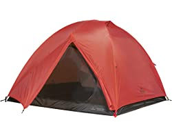 Teton Sports Mountain Ultra Tent; 3-4 Person Backpacking Dome Tent for Camping