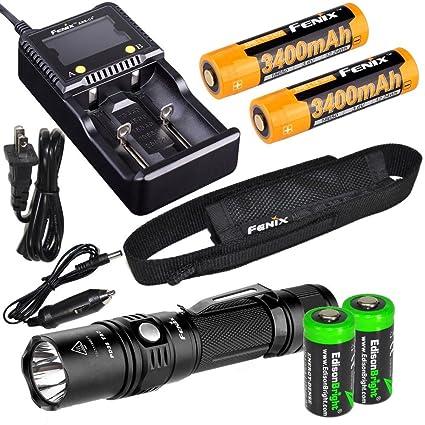 Fenix PD35 TAC 1000 Lumens LED CREE linterna táctica ...