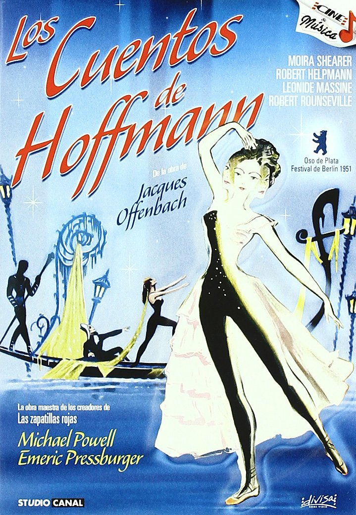 Amazon.com: The Tales of Hoffmann (Contos de Hoffman)  (Jacques Offenbachs The Tales of Hoffmann)  [ NON-USA FORMAT, PAL, Reg.2 Import - Spain ]: Movies ...