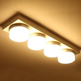 lanfu LED 5 W/10 W/15 W/20 W woonkamer licht slaapkamer licht ...