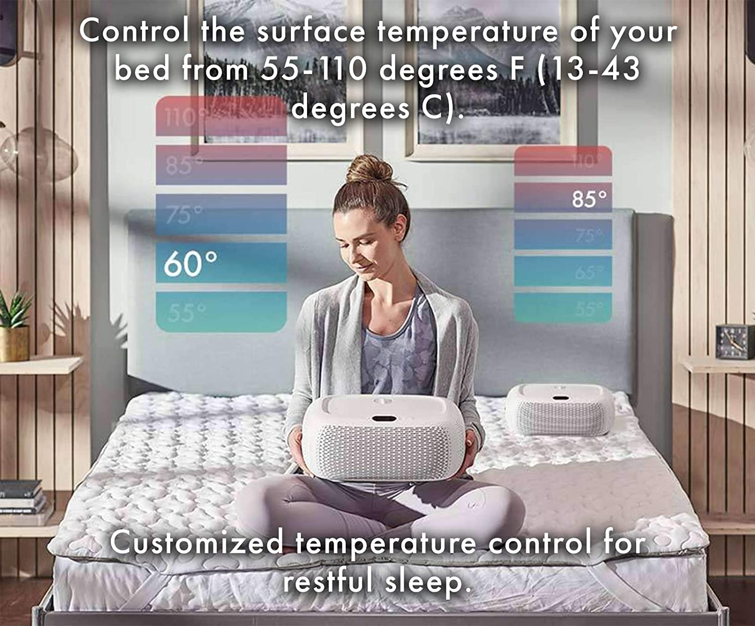OOLER Sleep System - ME and WE Zones - Cooling