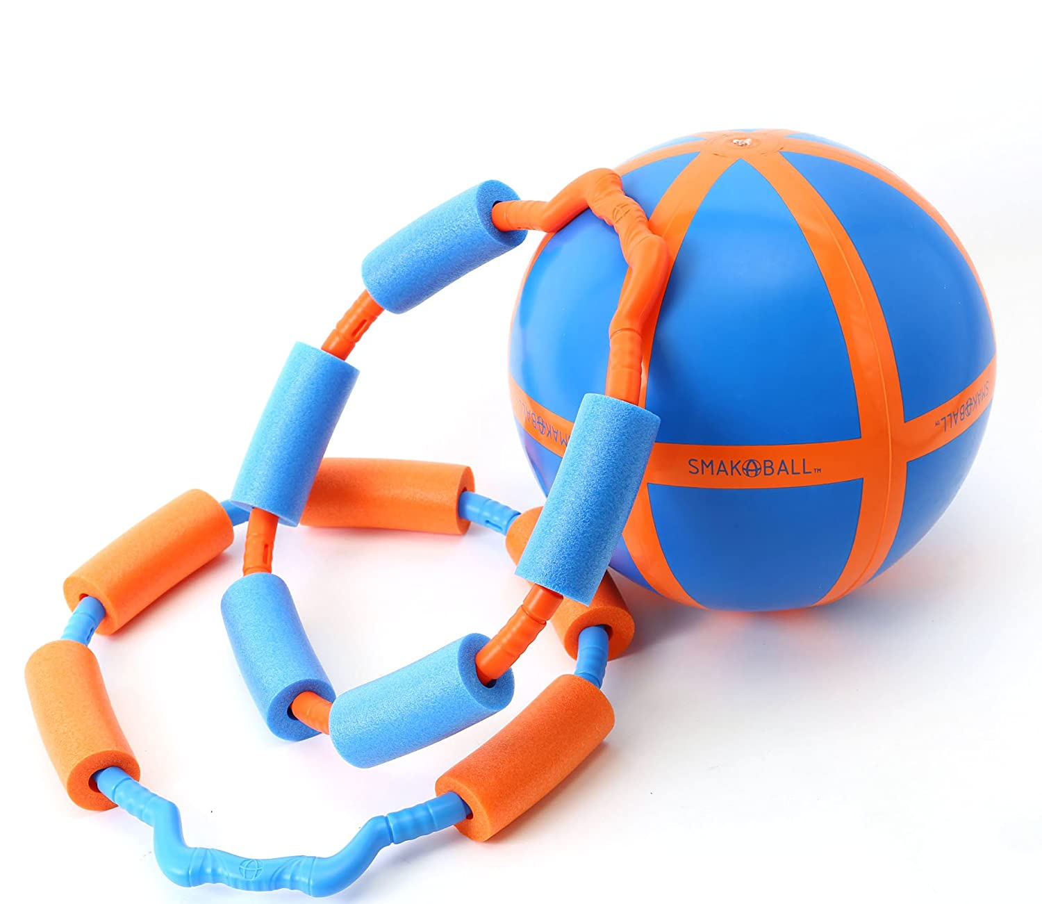 Amazon SMAKABALL Smakaball Set Orange Blue Sports & Outdoors