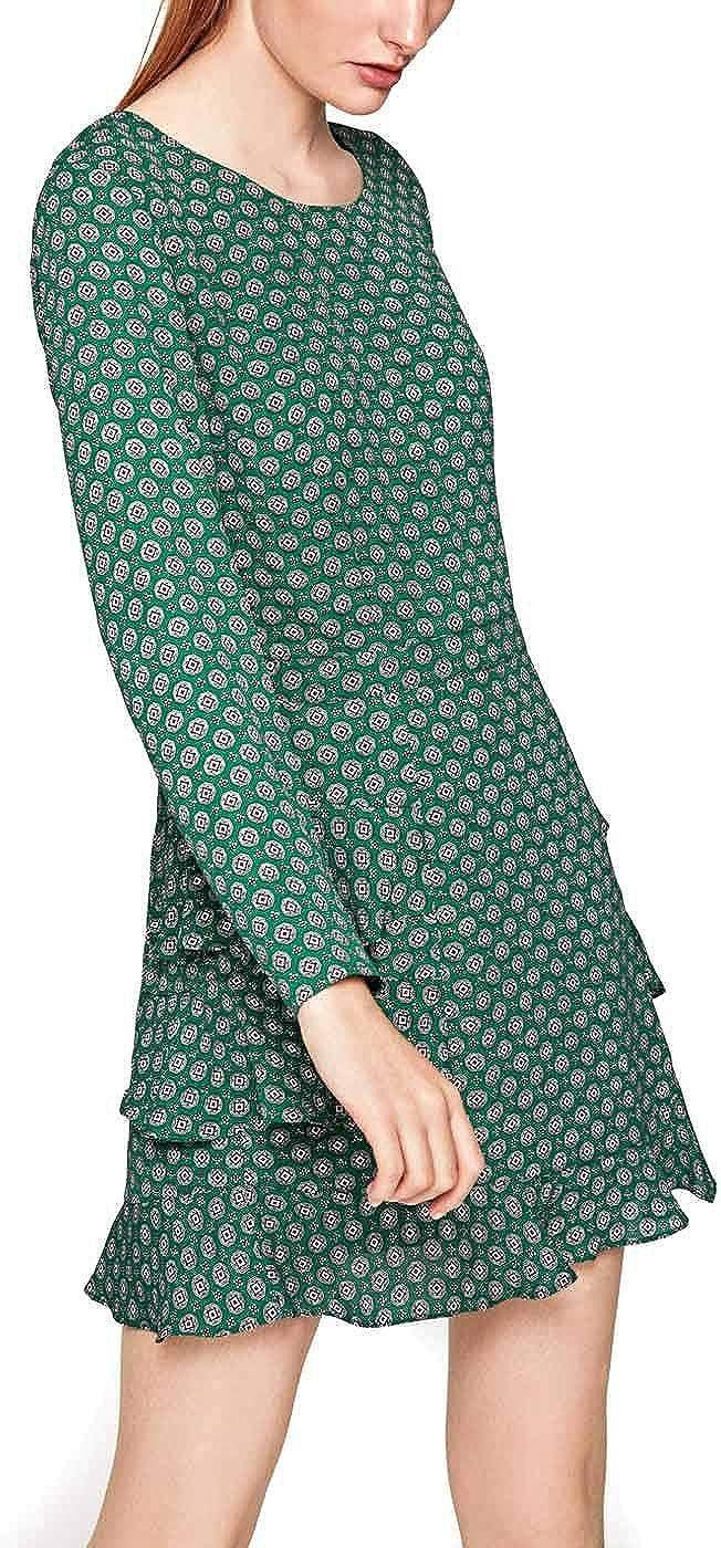 TALLA L. Pepe Jeans Vestido Farrala Verde L