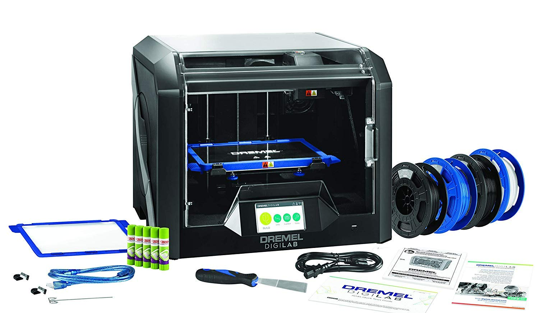 3D Printlife 4 Carretes De Filamento Bundle con Impresora 3D ...