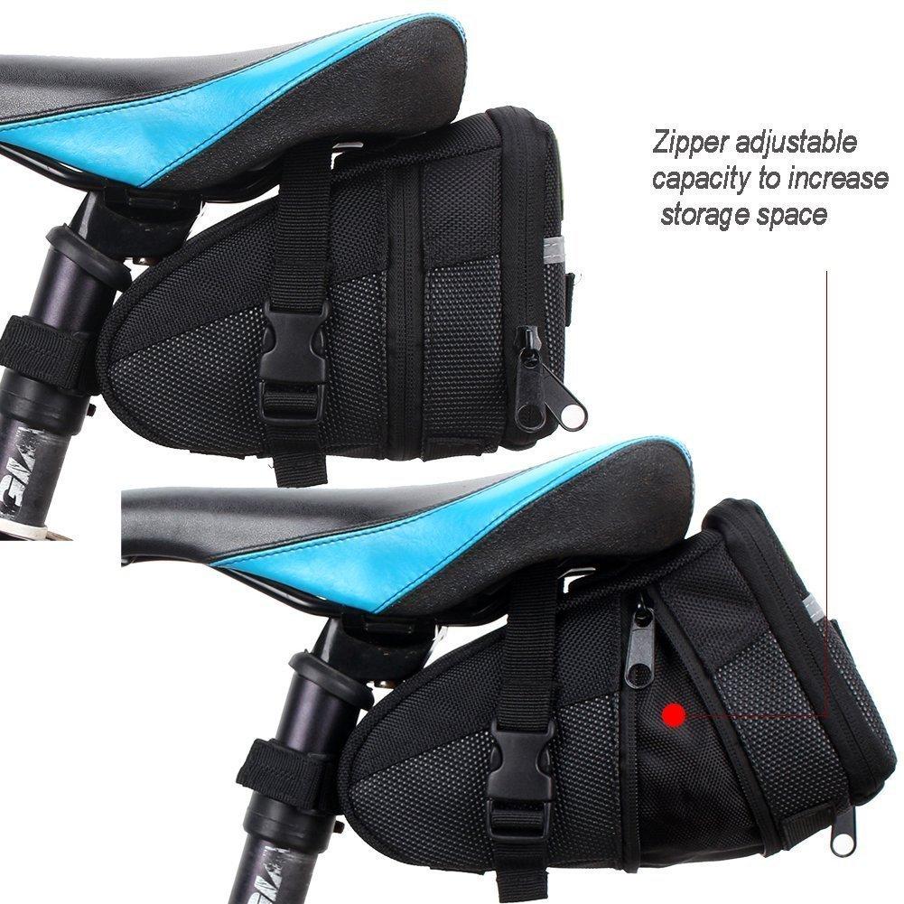 1 8l fahrrad satteltasche fahrrad sitzbeutel f r handy. Black Bedroom Furniture Sets. Home Design Ideas