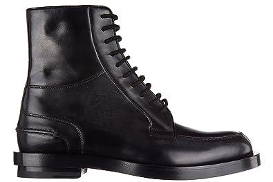 be1d7ba0c Gucci men's genuine leather ankle boots betis black UK size 6 325856 BLM00  1000