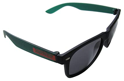 Jägermeister - Gafas de Sol con Planchado Verdes - Filtro ...