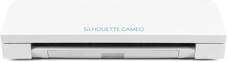 Silhouette Cameo 3 con Kit de iniciación de Vinilo: Amazon.es ...