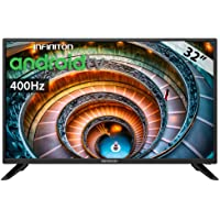 "TV LED INFINITON 32"" TV INTV-32LA Full HD - Android TV- Smart TV - TDT2 - WiFi - USB Grabador"
