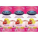 Pedialyte Electrolyte Powder, Electrolyte Drink, Strawberry Lemonade, Powder Sticks, 0.6 oz (3-6 Packs)