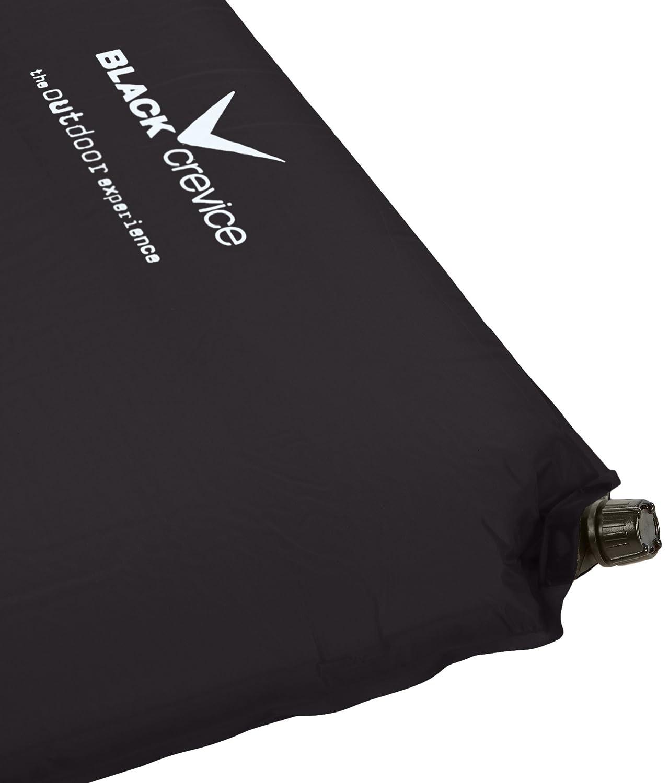 Black Crevice Selbstaufblasbare Luftmatratze