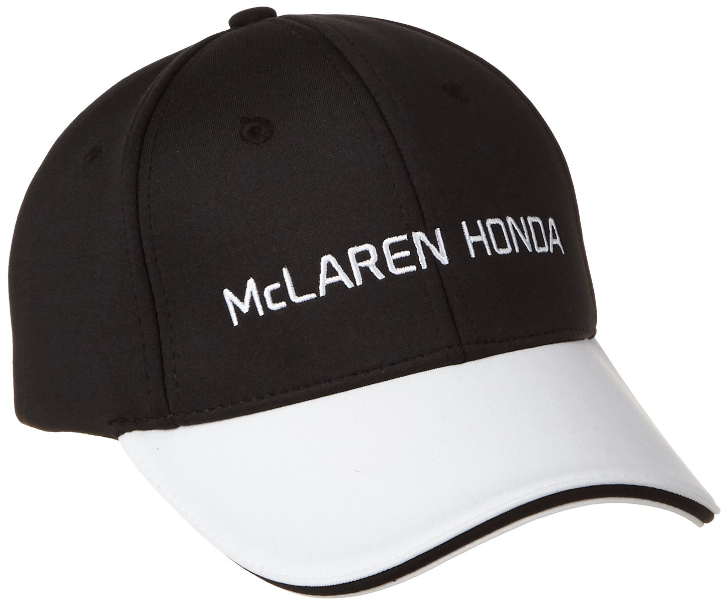 Honda Official Team Cap black//white McLaren F1/ Honda Official Team Cap Mens Men