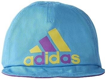 adidas INF Cap G - Gorra para niños, Color Azul/Lima/Morado, Talla única: Amazon.es: Zapatos y complementos