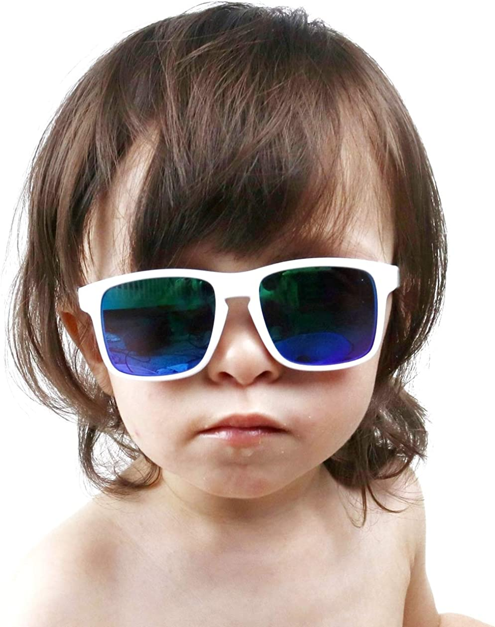 KD02 Baby Infant Toddlers Sports Sunglasses Age 0-18 Months