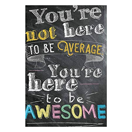 Póster motivador inspirado citas póster para profesores ...