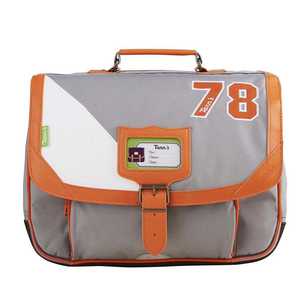 Multicolour (greyaille) Tann's Voile 78 School Backpack, 35 cm, Multicolour (greyaille)
