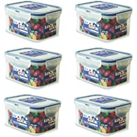 Lock & Lock Rectangular Water Tight Food Container (15 oz)