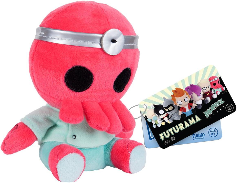 Funko FUTURAMA Mopeez DR ZOIDBERG Plush Toy
