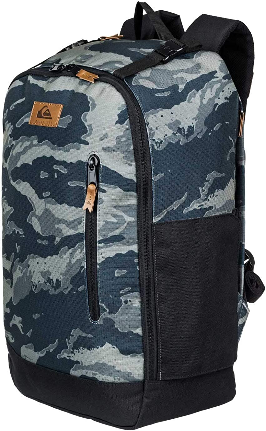 Quiksilver Mens SEA LODGE PACKBACK Camo black 1SZ