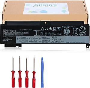 OUSIDE NEW 01AV406 SB10J79003 Laptop Battery Replacement for Lenovo ThinkPad T460S T470S Series Notebook Internal SB10J79002 00HW038 00HW025 00HW024 01AV462 01AV405 01AV407 01AV408 11.46V 27Wh 2274mAh