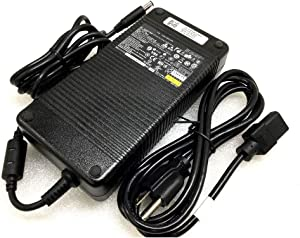 for Dell 210W AC Adapter Charger Battery Charger 19.5V 10.8A d846d y044m
