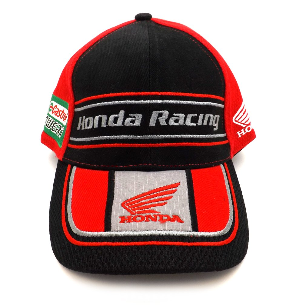 f280fb12a95 Honda Racing British Super Bikes BSB Baseball Cap Official 2017   Amazon.co.uk  Sports   Outdoors