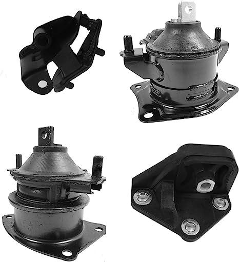 Brand New 6 Pieces Engine /& Trans Mount Honda Accord 2003-2007 2.4L
