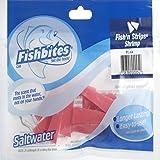 Fishbites 0100 E-Z Sand Flea Orange White Lot of 3 22596