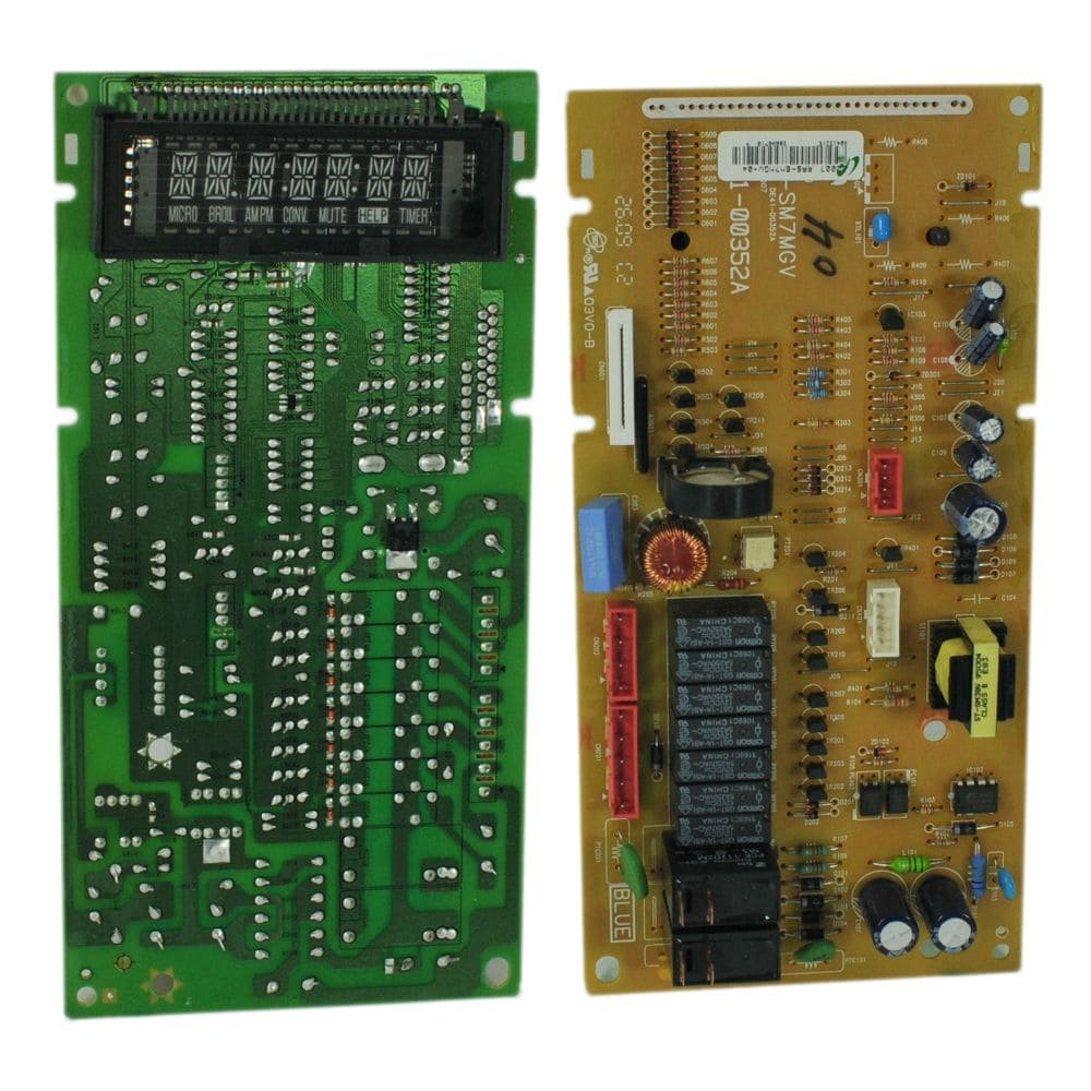 Samsung RAS-SM7MGV-04 Microwave Electronic Control Board Genuine Original Equipment Manufacturer (OEM) Part