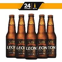 Cerveza Oscura León 24 Botellas 325 Ml