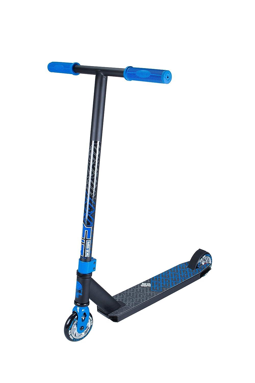 Madd Gear Kick Extreme - Patinete (modelo 2017), negro y azul 205-707
