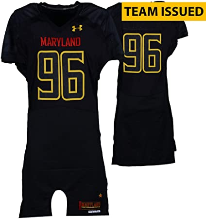 low priced 72121 d23a0 Maryland Terrapins Team-Issued
