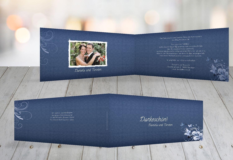 Kartenparadies Danksagung für Hochzeitsgeschenke Hochzeit Danke Din Liebeswunder, hochwertige Danksagungskarte Hochzeitsglückwünsche inklusive Umschläge   10 Karten - (Format  215x105 mm) Farbe  DunkelGelb B01MZCCBIT | Mode-Muster  |