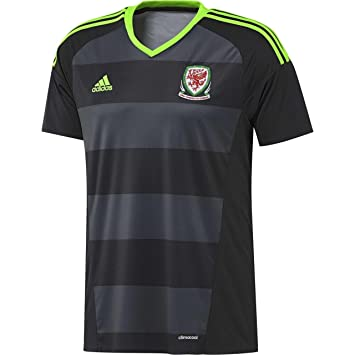 2016-2017 Wales Away Adidas Football Shirt  Amazon.co.uk  Sports ... 5a78afc7a