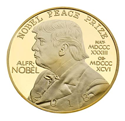 Donald Trump 2020 Keep America Great Commemorative Challenge Eagle Coins RL