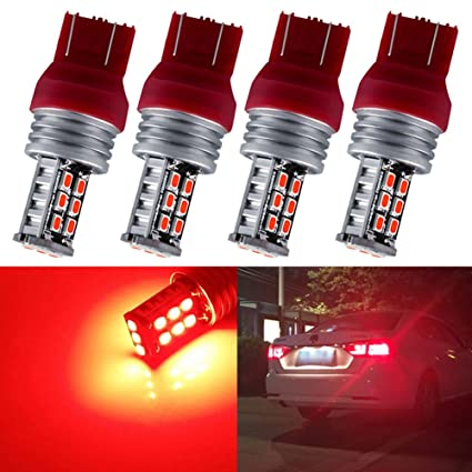 TABEN Newest 12 V Super Bright baja potencia 1156 BA15S 7506 1141 ...