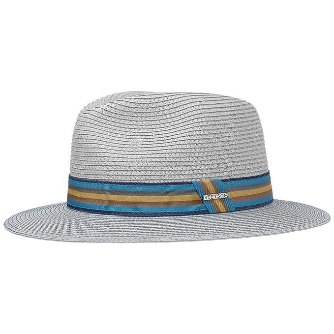 neu authentisch vorbestellen neue Kollektion Stetson Monticello Toyo Traveller Hut - Sonnenhut Herren - Sommerhut aus  Papierstroh (Viskose) - Strohhut mit UV-Schutz (+40) - Herrenhut ...