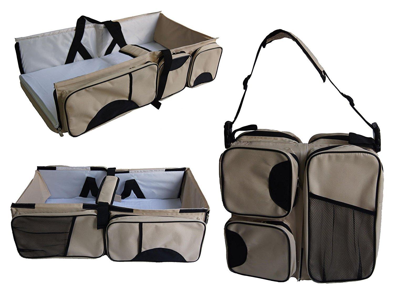 Giwox in baby wickeltaschen tragbar reise stubenwagen
