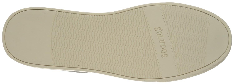 SoludosLinen Slip on Sneaker Sneaker - Leinen, Slipper, Sneaker on Herren Grau 032298