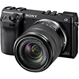 Sony NEX-7 24.3 MP Mirrorless Digital Camera with 18-55mm Lens (Old Model)