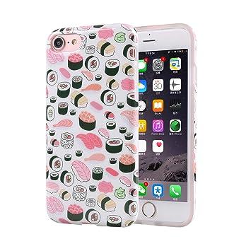 coque silicone motif iphone 8