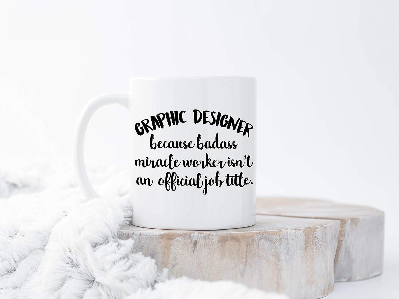 Amazon Com Graphic Designer Coffee Mugs Funny Graphic Designer Mug Graphic Designer Coffee Mug Graphic Designer Gift Gift For Graphic Designer 11 Oz Kitchen Dining