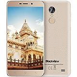 Blackview A10, smartphone senza contratto, con corpo unibody in metallo, da 5pollici, Android 7.0,3G, smartphone Quad Core 1,3GHz, 2GB + 16GB, 5MP + 8MP, ad impronta digitale