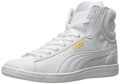 PUMA Womens Vikky Mid Deboss Fashion Sneaker- Pick SZ/Color.