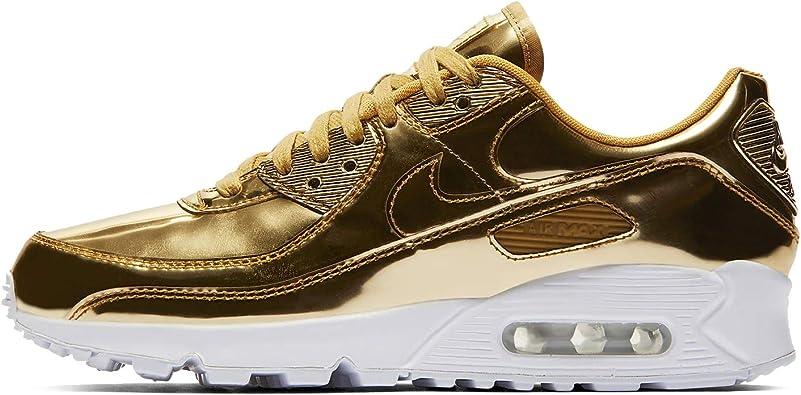 Amazon.com | Nike Womens Air Max 90 Sp Running Casual Shoes Womens ...