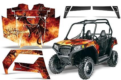 Razor Side By Side >> Amazon Com Creatorx Polaris Razor Rzr 570 Rzr Side X Side Graphics